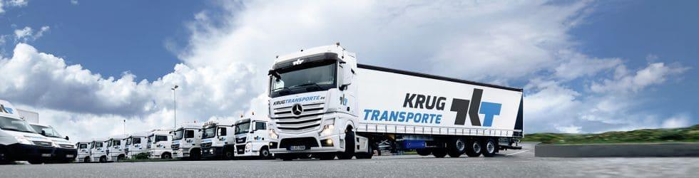 Unser Team von Krug-Transporte.
